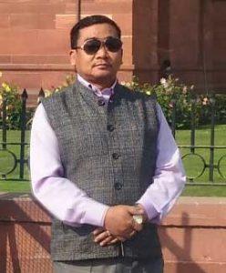 Kali Kumar Tongchangya