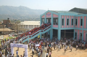 Inauguration of the Cultural Hall, CADC