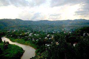 Kamalanagar town